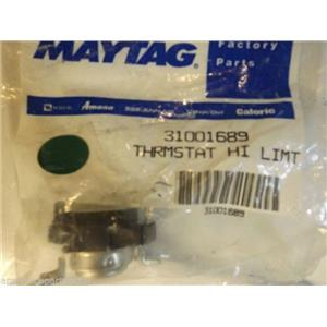 Maytag Dryer  31001689  Thermostat, Hi Limit     NEW IN BOX