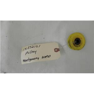 MONTGOMERY WARDS WASHER 131852101 PULLEY