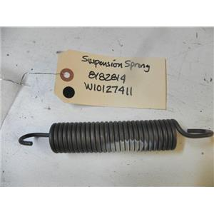 WHIRLPOOL WASHER W10127411 8182814 SUSPENSION SPRING USED PART ASSEMBLY