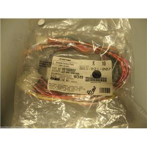 Amana Washer 40100802 Wiring harness  NEW IN BOX