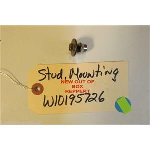 MAYTAG DISHWASHER W10195726 Stud, Mounting  NEW W/O BOX