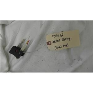 JENN-AIR DISHWASHER 903482 MOTOR RELAY
