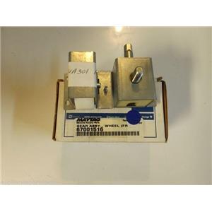 Maytag Dacor Refrigerator  67001516  Gear Assy., Wheel (frt) NEW IN BOX
