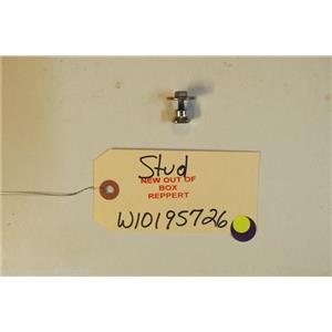 KENMORE DISHWASHER W10195726  Stud   NEW W/O BOX