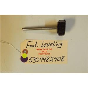FRIGIDAIRE DISHWASHER 5304482408 Foot,leveling    NEW W/O BOX