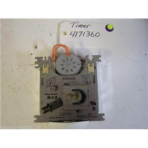 KitchenAid Dishwasher 4171360 Timer (115 V., 60 Hz.) used part