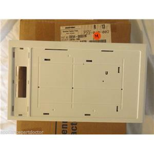 MAYTAG/SAMSUNG MICROWAVE DE64-00331B Control-panel Cover (Wht)  NEW IN BOX
