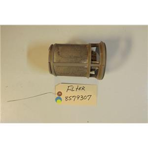 KENMORE DISHWASHER 8579307    Filter   used part