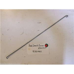 KITCHEN AID STOVE 9781460 Rod, Small Ceran Element  USED PART
