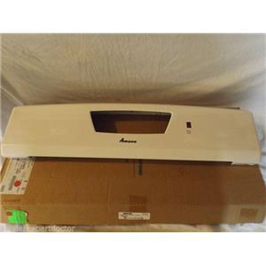 AMANA STOVE 74008824 Panel, Backguard (bsq)  NEW IN BOX