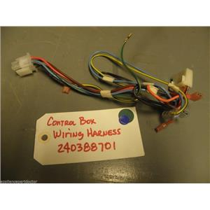 Frigidaire REFRIGERATOR 240388701 Wiring Harness,control Box  used