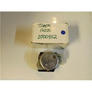 Whirlpool Refrigerator  D7004112  Timer NEW IN BOX