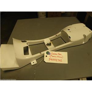 Frigidaire REFRIGERATOR 240352702 Control Box (plastic only) used