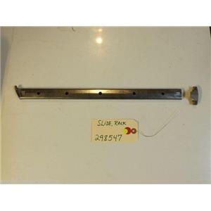Bosch DISHWASHER 298547  Slide Rack  USED