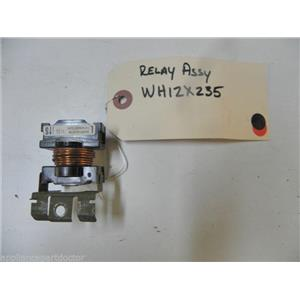 HOTPOINT WASHER WH12X235 RELAY USED PART ASSEMBLY