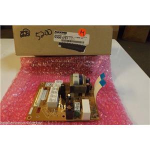 WHIRLPOOL AMANA MICROWAVE 53001757 Board, Control-lwr (pcb)  NEW IN BOX