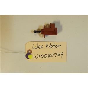 BOSCH DISHWASHER W10082769  Wax motor  used part