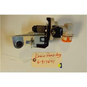 MAYTAG DISHWASHER 6-917641   Drain Pump USED PART