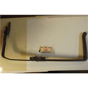 WHIRLPOOL DISHWASHER W10340745 Feed Tube  NEW W/O BOX