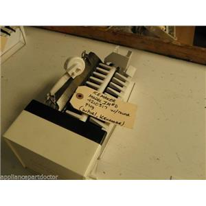 WHIRLPOOL KENMORE REFRIGERATOR ICEMAKER IM# D 4210317 USED PART ASSEMBLY F/S