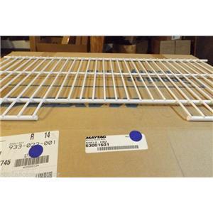Maytag Amana Refrigerator 63001601 Shelf, Frz. NEW IN BOX