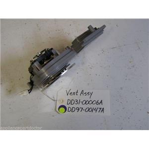 Samsung DISHWASHER Motor vent DD31-00006A Case vent DD97-00147A  used