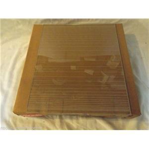 JENN AIR CROSLEY REFRIGERATOR 68316-10 Shelf, Glass  NEW IN BOX