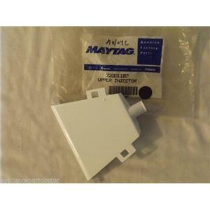 JENN AIR MAYTAG WASHER 22001187 Injector (upr)   NEW IN BAG