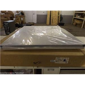 Matag Amana Refrigerator  12258307S  Assy,ref Dr Foam stainless Ste   NEW IN BOX