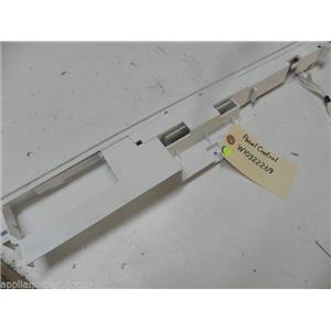KENMORE DISHWASHER W10322269 W10380079 WHITE PANEL CONTROL W/ OVERLAY *SEE NOTE