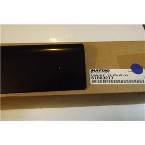 MAYTAG  WHIRLPOOL REFRIGERATOR 67003277 DOOR HDL  NEW IN BOX