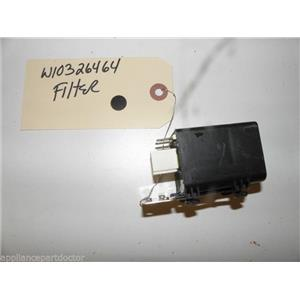 KENMORE WASHER W10326464 FILTER USED PART ASSEMBLY FREE SHIPPING