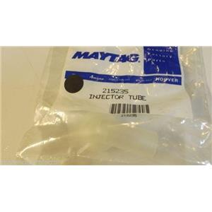 MAYTAG WHIRLPOOL JENN AIR WASHER 215235 Injector tube  NEW IN BAG