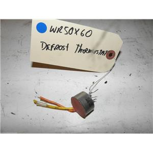 GE REFRIGERATOR WR50X60 WR50X111 DEF THERMOSTAT USED PART ASSEMBLY F/S
