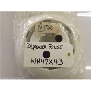 GE Washer  WH47X43  Dispenser Rinse   NEW IN BOX