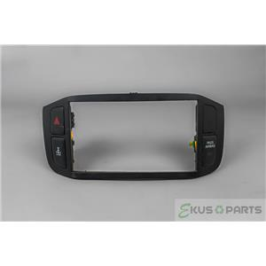 2003 2004 2005 Honda Pilot Radio Dash Trim Bezel w/ Hazard Switch & VTM-4 LOCK