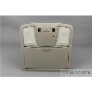 2007-2012 Nissan Altima Overhead Console Map Lights Door Light Switch Storage