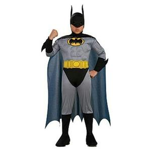 The Batman Muscle Chest Child Costume Size Medium 8-10