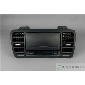 2005-2009 Dash Bezel Subaru Legacy Vents Clock and Storage