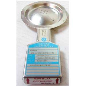 """Continental Disc 4400014 2"""" CDCV (LL)  Rupture Disc 65.5 PSIG @ 72° F"""