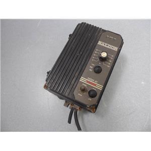 Baldor BC154 Motor Drive Control CN3000A37 10.2 Amps DC / 15 Amps AC Nema 4X