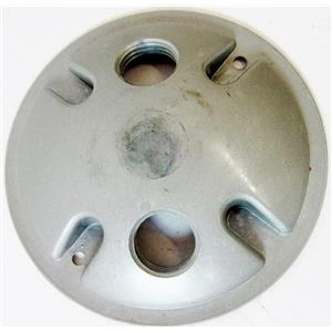 MIDLAND ROSS Y2 2-HOLE LAMPHOLDER COVER, LAMP HOLDER COVER, SUITABLE FOR WET LO