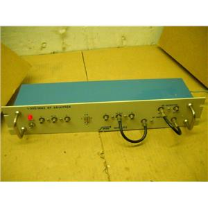 WBE Wide Band Engineering A51/40 RF Analyser 1-500 MHZ