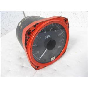 Potter Aeronautics Co. Model 555 GPM Indicator
