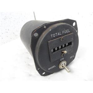 Potter Aeronautics Co. Model 20A Total Fuel Indicator