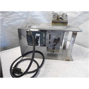 Air Dimensions Dia-Vac Dual Head Vacuum Pump Model 19320VCEMIS1 W/ Custom Stand