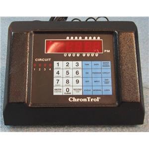 Chrontrol XT-4S Table Top Programmable Timer     #10