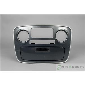 2006-08 Hyundai Sonata Auto Climate Control Dash Bezel with Storage Compartment