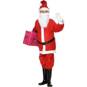 Smiffy's Santa Boy Child Costume Size Small