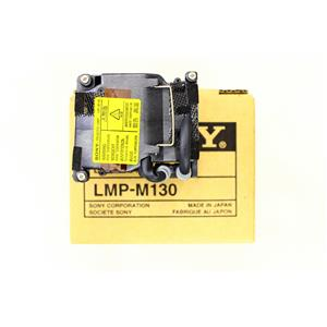 Sony lmp m130 replacement projector lamp tvpartsinstock dlp sony lmp m130 replacement projector lamp aloadofball Image collections